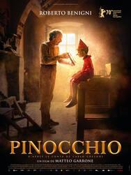 Προβολή Ταινίας 'Pinocchio' στην Odeon Entertainment