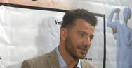 Γιώργος Αγγελόπουλος: 'Έχω κάνει συζητήσεις με κανάλια' (video)