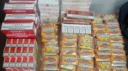 Πάτρα: Κατασχέθηκαν περισσότερα από 4.640 πακέτα λαθραίων τσιγάρωνκαι 4 κιλά καπνού