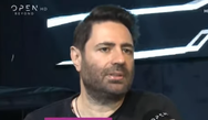 Γιάννης Τάσσιος: 'Έπαιζα θέατρο στην οικογένειά μου ενώ είχα κατάθλιψη' (video)