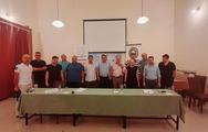 Συνάντηση εκπροσώπων του Εμπορικού Συλλόγου με το Δήμαρχο Πατρέων (φωτο)