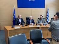 Ο Ε.Ε.Σ. προσέφερε στην Περιφέρεια Δυτικής Ελλάδας 5.000 μάσκες προστασίας