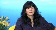 Ζενεβιέβ Μαζαρί: 'Τον Γιώργο Καράβα τον γδύνω όλη την ώρα' (video)