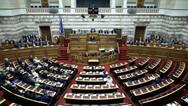 Σκληρή σύγκρουση στη Βουλή για το νομοσχέδιο για τις διαδηλώσεις