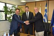 Υπογραφή MoU μεταξύ ΔΕΠΑ, ΔΕΣΦΑ και Οργανισμού Λιμένος Πάτρας (ΟΛΠΑ)