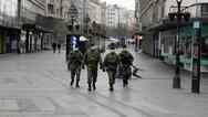 Covid-19: Δραματική αύξηση κρουσμάτων στη Σερβία