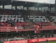 Δανία - Ο διαιτητής διέκοψε τον τελικό γιατί οι οπαδοί δεν κρατούσαν αποστάσεις
