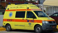 Αχαΐα: Εργατικό ατύχημα στη Δαφνούλα - Έπεσε από ύψος επτά μέτρων
