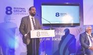 Ν. Φαρμάκης: «Η Δυτική Ελλάδα βρίσκει τον δρόμο της προς μία νέα εποχή ανάπτυξης…»