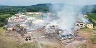 Τουρκία: Τουλάχιστον 4 νεκροί και 100 τραυματίες από έκρηξη σε εργοστάσιο πυροτεχνημάτων