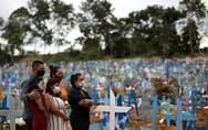 Βραζιλία - Covid-19: Ξεπέρασαν το 1,5 εκατομμύριο τα κρούσματα