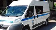 Η πορεία που θα ακολουθήσει στην Αιτωλία η Κινητή Αστυνομική Μονάδα