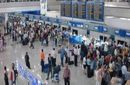 Τουρισμός: Ενθαρρυντικά τα στοιχεία από τα τεστ στα αεροδρόμια