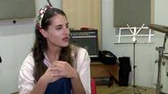 Π. Βουλγαράκη: 'Το νέο μου τραγούδι περιγράφει την απώλεια, που την έχω βιώσει' (video)