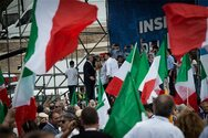 Ιταλία: Συγκέντρωση της κεντροδεξιάς κατά της κυβέρνησης Κόντε