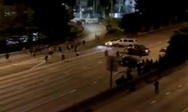 Σιάτλ: Αυτοκίνητο έπεσε πάνω σε διαδηλωτές - Δυο τραυματίες