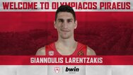 Ο Ολυμπιακός ανακοίνωσε τον Λαρεντζάκη