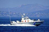Σκάφος 'έπιασε' Κέρκυρα με μηχανική βλάβη
