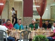 Ο Δήμαρχος Δυτικής Αχαΐας πραγματοποίησε επίσκεψη στο Σαντομέρι