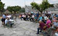 Πάτρα - Πραγματοποιήθηκε σύσκεψη Συλλόγων και κατοίκων του Ανατολικού Διαμερίσματος (φωτο)