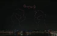 Ν. Κορέα - Παρουσίασαν τα μέτρα για τον κορωνοϊό στον... ουρανό (video)