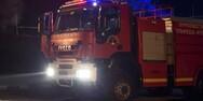 Πάτρα: Ξέσπασε φωτιά σε διαμέρισμα στην Αγ. Σοφία