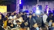 Χαμός σε πανηγύρι στην Κοζάνη (video)