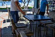 Πάτρα: Έλεγχοι στην Ηρώων Πολυτεχνείου για την εφαρμογή μέτρων κατά του κορωνοϊού