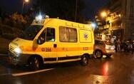 Πάτρα: Τροχαίο με μηχανή στην Ηρώων Πολυτεχνείου - Δύο τραυματίες