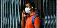 Καθηγητής Λαζανάς: 'Η χρήση μάσκας πρέπει να γίνει υποχρεωτική σε όλους τους κλειστούς χώρους'