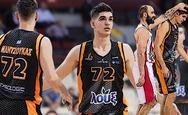 Λευτέρης Μαντζούκας - To «next big thing» του ελληνικού μπάσκετ είναι στα credits του Προμηθέα Πατρών (video)