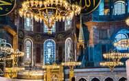 Αγία Σοφία: Σε νέο μουσείο θα μεταφερθούν εικόνες και χριστιανικά αντικείμενα