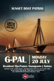 Sunset Boat Party Along with G-Pal