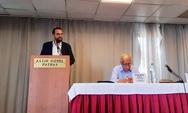 Φαρμάκης: 'Το πρόγραμμα «Α. Τρίτσης» πολύτιμο και χρήσιμο χρηματοδοτικό εργαλείο για την Τοπική Αυτοδιοίκηση'