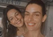 Κατερίνα Παπουτσάκη & Τόνια Σωτηροπούλου έκαναν το τεστ για τον κορωνοϊό! (φωτο)