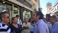 Τσίπρας από την Κεφαλονιά: 'Η κυβέρνησή μας δεν παρέδωσε χάος ούτε άδεια ταμεία'
