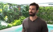 Ηλίας Γκότσης: «Έχω ροζ βίντεο στο κινητό μου» (video)