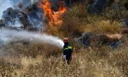 Υψηλός κίνδυνος πυρκαγιάς στη Δυτική Ελλάδα την Κυριακή