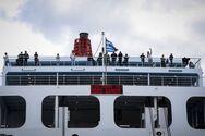 Περισσότεροι επιβάτες στα πλοία - Αυξάνεται η πληρότητα