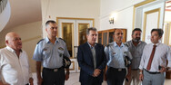 Χρυσοχοΐδης από Ζάκυνθο: 'Το νησί θα επιστρέψει στην κανονικότητα'