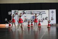 Σε εξέλιξη το 4ο Πανελλήνιο Πρωτάθλημα Cheerleading (φωτο)