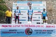 Ένα ακόμα Πρωτάθλημα ποδηλασίας Marathonγια τον Περικλή Ηλία, αυτή την φορά στην Σπάρτη