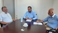 Συνεργασία ανάμεσα στην Περιφέρεια και «το Χαμόγελο του Παιδιού» (pics+video)