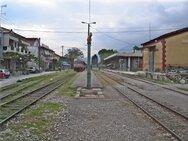 Από το Αίγιο στο Διακοπτό με το ποδήλατο πάνω στις παλιές ράγες του τρένου!