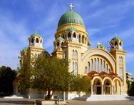Πάτρα: Αισθητή φέτος η απουσία των Ρώσων τουριστών από τον ναό του Αγίου Ανδρέα