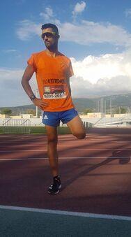 Κωνσταντίνος Ντεντόπουλος - Επιμένει αγωνιστής και ετοιμάζεται για το πανελλήνιο της Πάτρας!