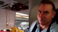 Εφιάλτης στον αέρα για επιβάτες ιρανικού αεροπλάνου: Τραυματίες από «παρενόχληση» αμερικανικού F-15 (video)