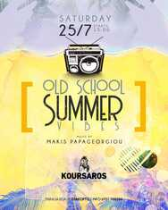 Old School Summer Vibes at Koursaros Beach Club