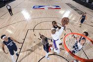 Με εικονικούς φιλάθλους οι αγώνες στην επανεκκίνηση του NBA