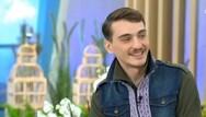 Κωνσταντίνος Γατόπουλος: 'Το MasterChef με βοήθησε περισσότερο σαν μοντέλο' (video)